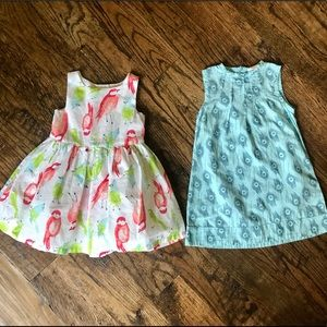 Other - Set of two dresses 18-24 months